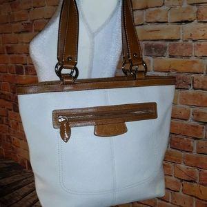Coach Penelope shoulder tote bag